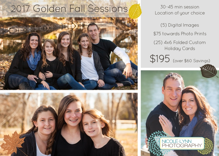 2017 Golden Fall Sessions
